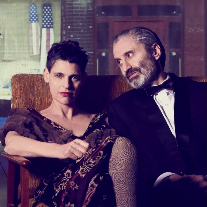 Deborah Conway and Willy Zygier.