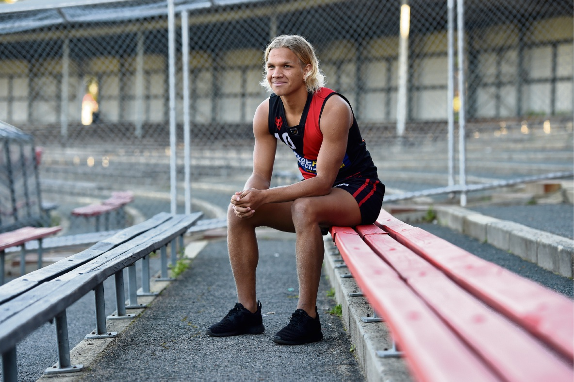 AFL Draft: Perth's Quinton Narkle picked by Geelong, Zac Fisher to Carlton