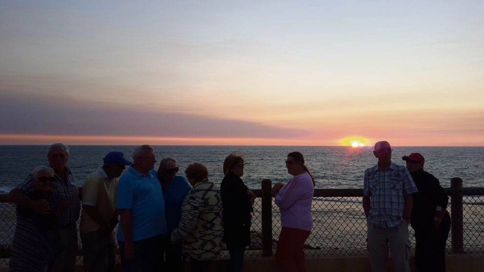 Yanchep Two Rocks Probus Club enjoys first sundowners event