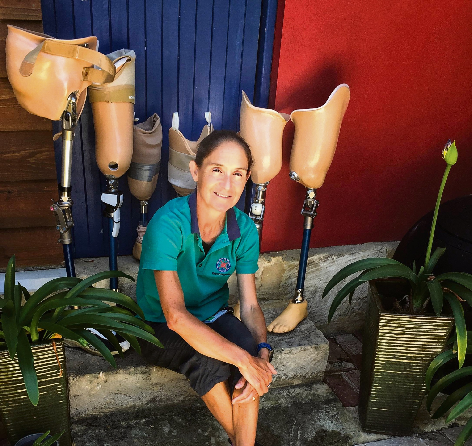 South Freo physio named 2016 Churchill Fellow