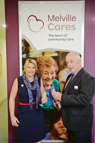 Melville Cares continues outstanding service to the community after 30 years