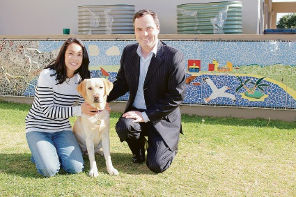 Ardross resident with failing sight wants to sponsor a guide dog for someone else