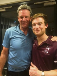 Sam Newman gets personal, and raunchy, at Kwinana Cricket Club
