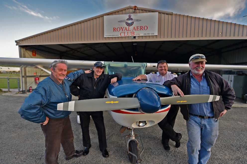 Murrayfield Aerodrome forging links with the community