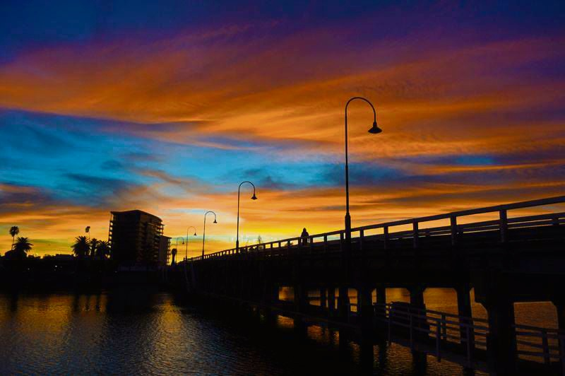Lane to close from Old Mandurah Bridge to Mary Street roundabout from Monday