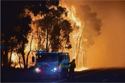 DFES: restricted access permits to be introduced for bushfire affected areas