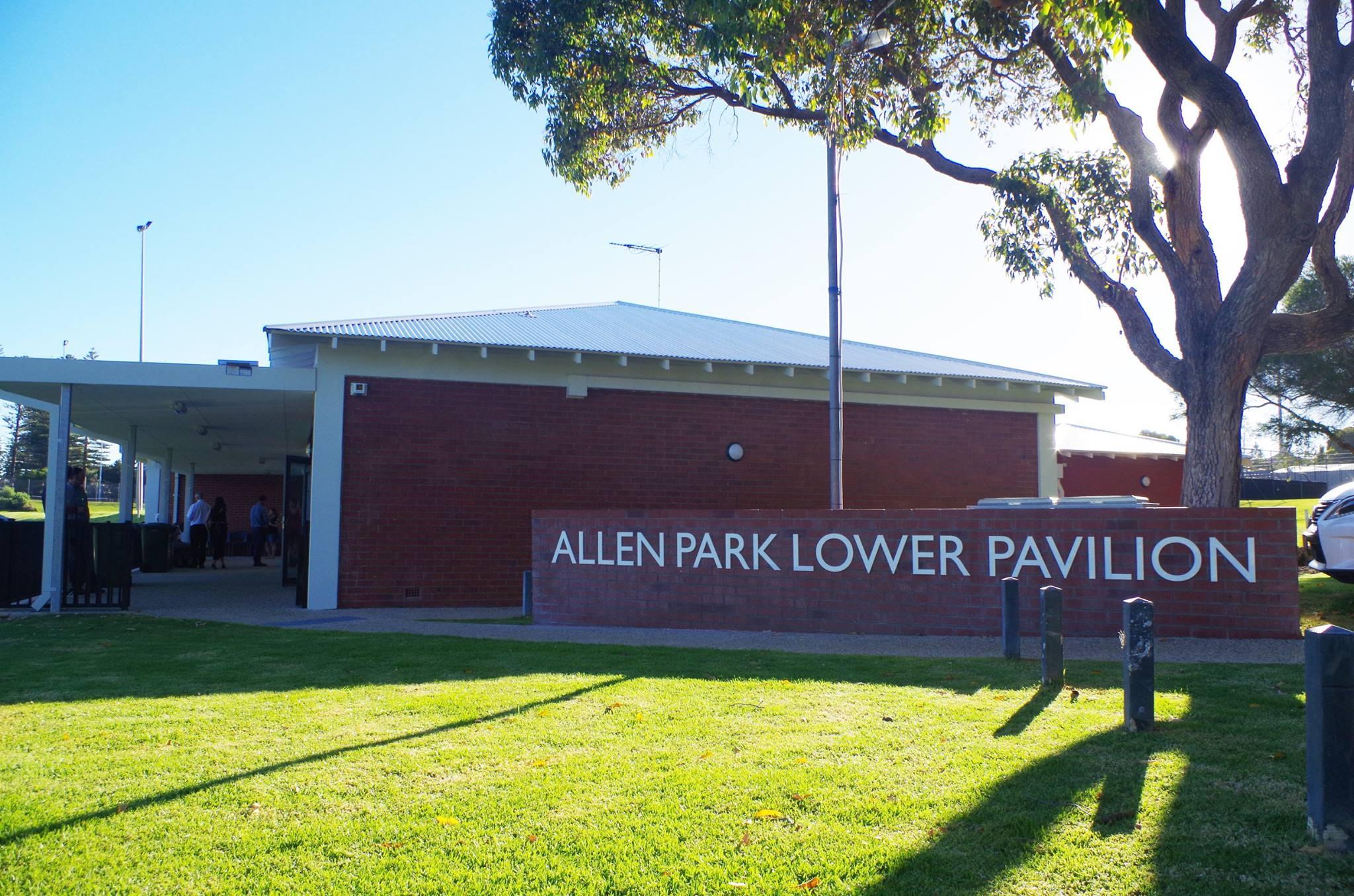 City of Nedlands celebrates opening of Allen Park Lower Pavilion in Swanbourne