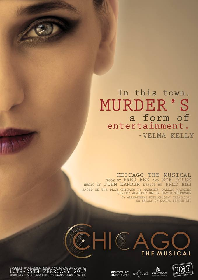 Koorliny Arts Centre presents CHICAGO