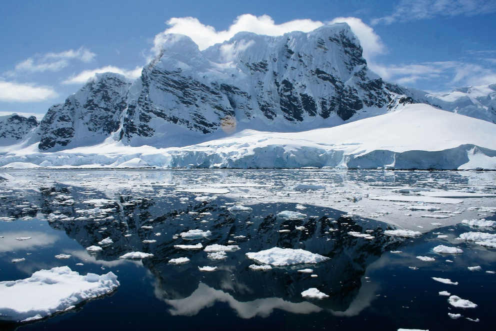 Salter Point academic gets to experience the thrill of Antarctica