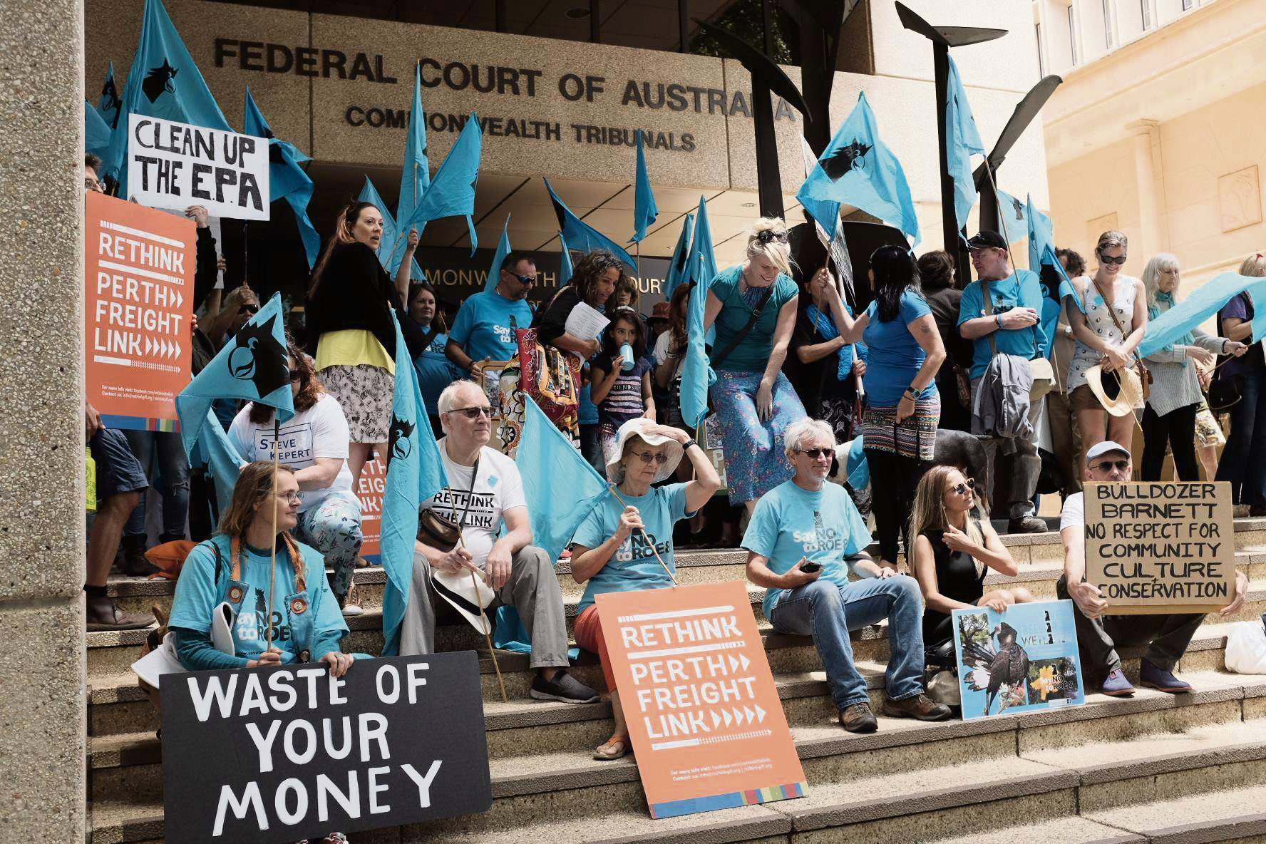 Roe 8 opponents fail to secure Federal Court injunction
