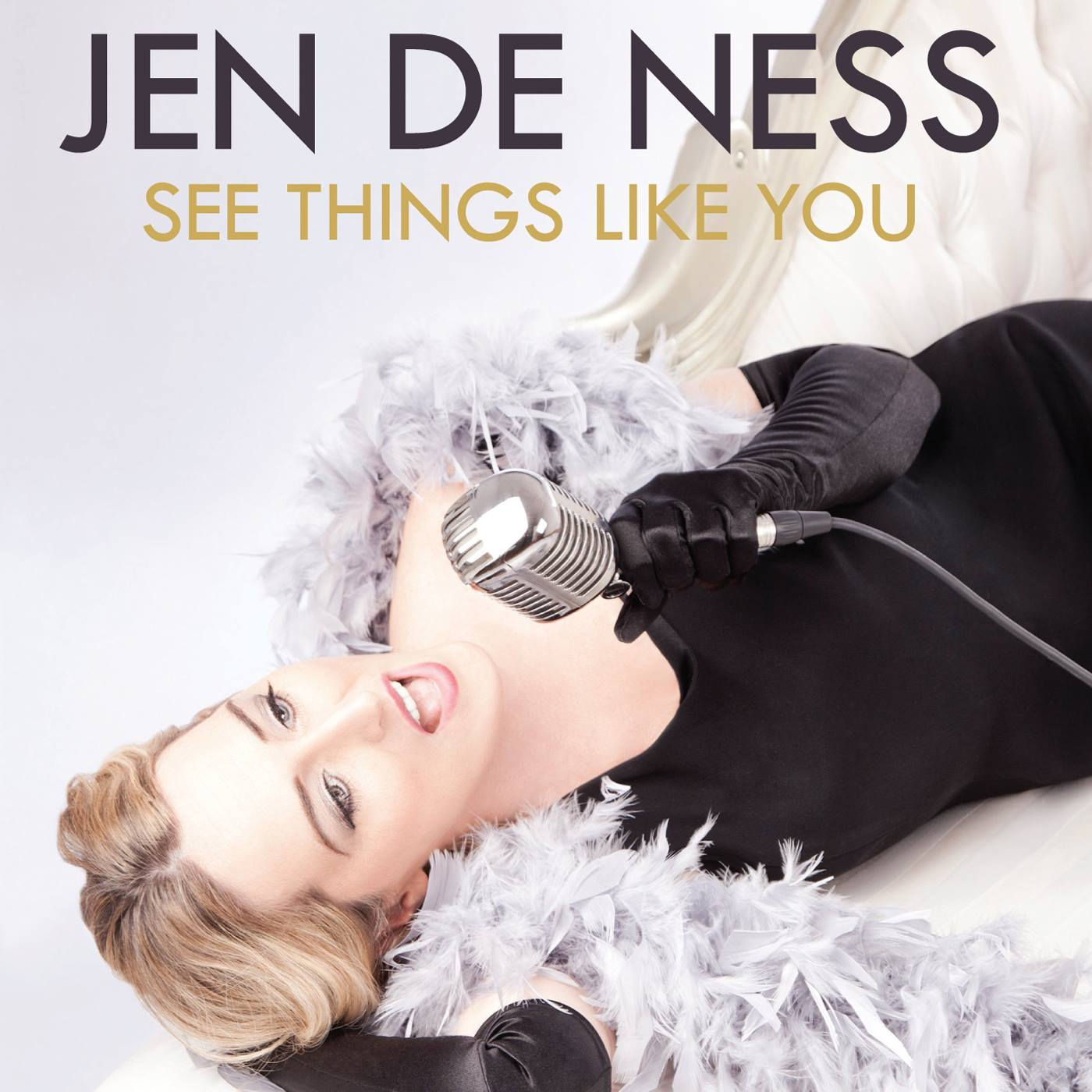 Perth Fringe Festival: Jen de Ness Quintet in 'See Things Like You' Jazz Cabaret