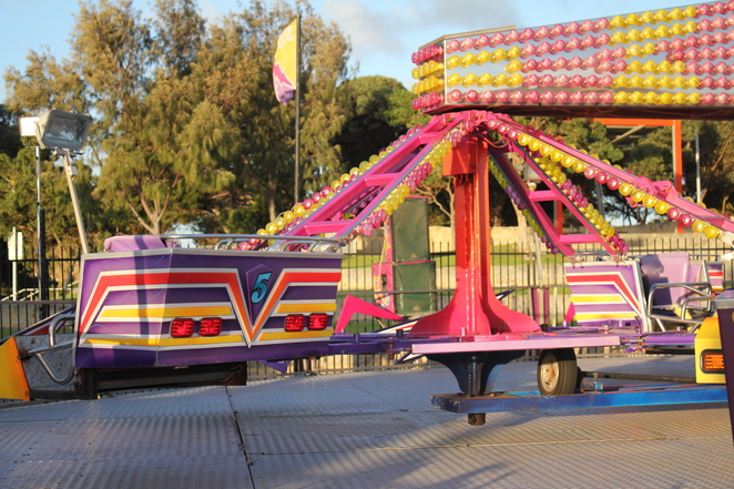 Hillarys Boat Harbour Fun Fair running until January 29