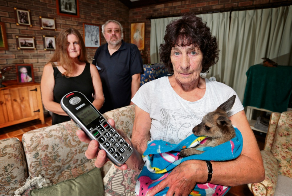Concern over vulnerable Chidlow pensioner without landline in fire-risk area for weeks