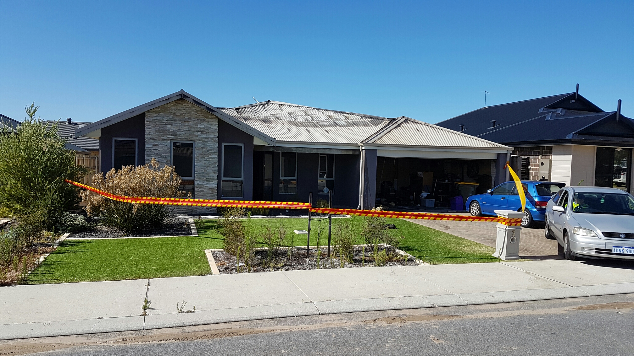 Dog perishes in Ellenbrook house fire, with damage estimated at $400,000