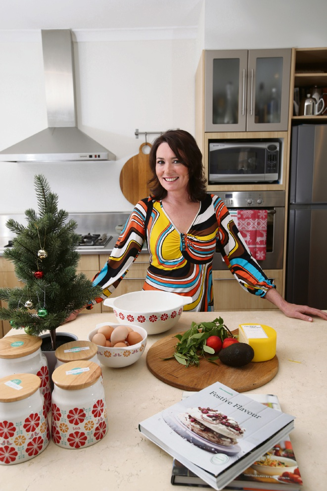 Celebrity chef Anna Gare will host the Summer Eve Picnic as part of the Summerset Arts Festival. Picture: Andrew Ritchie.