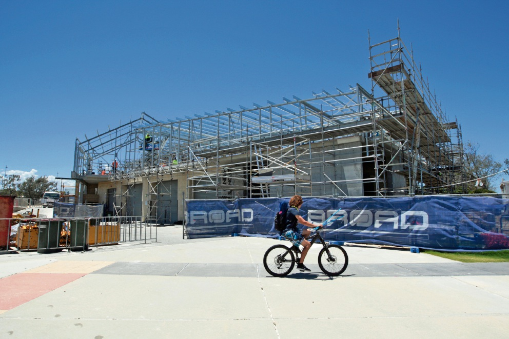 Quinns Mindarie Community Centre on track for completion in July