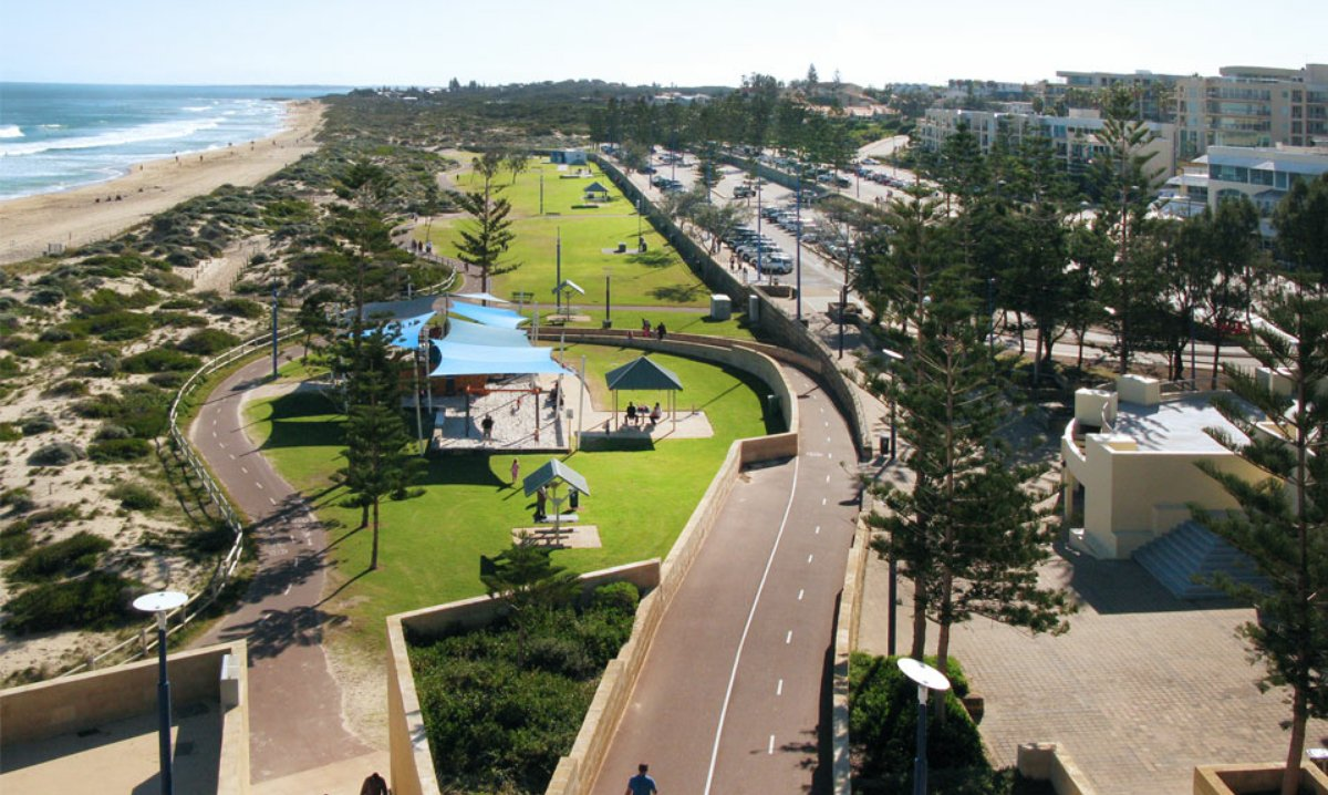 Roe 8 contractor Georgiou Group awarded $51 Scarborough foreshore redevelopment