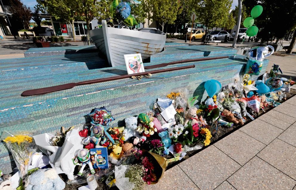 Dozens of tributes in Ellenbrook town square after leukaemia takes Aveley boy Kai Nell