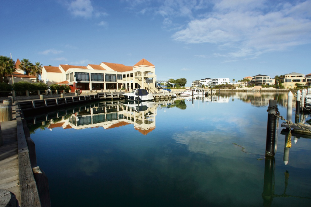 Algae warning for Mindarie Marina lifted