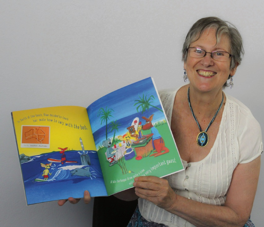 Chance for kids to take picture book from idea to publication with Warnbro author Teena Raffa-Mulligan