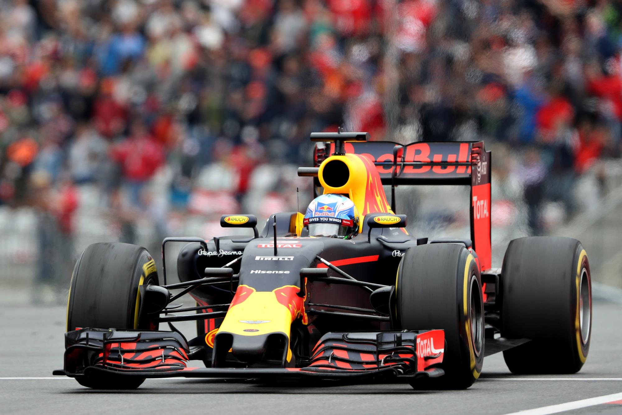 Austrian F1 GP: Ricciardo fifth as Hamilton claims win