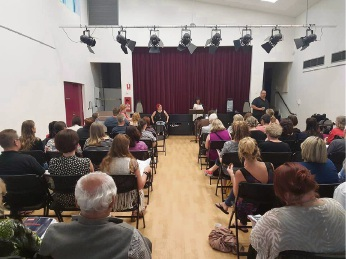 Swan View NDIS community meeting sees tempers flare