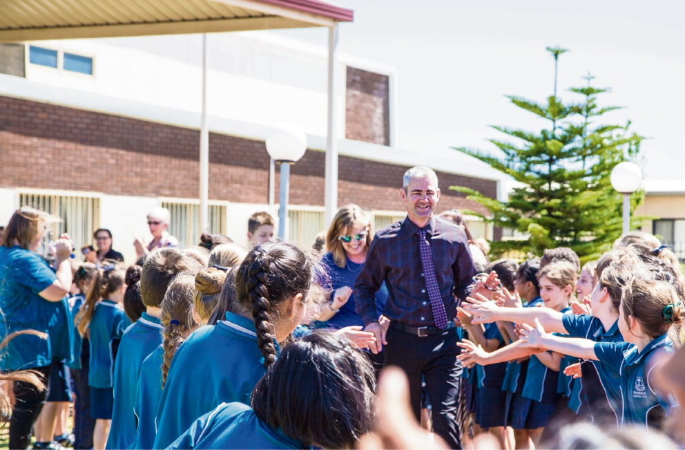 Beechboro Christian School head of campus to leave after 19 years