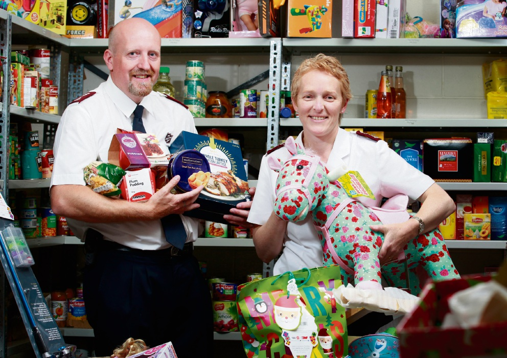 Salvos survey shows isolation hits hardest during the festive season
