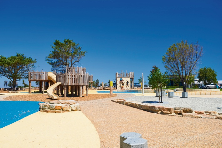 Eglinton: Allara estate water playground to open this Sunday