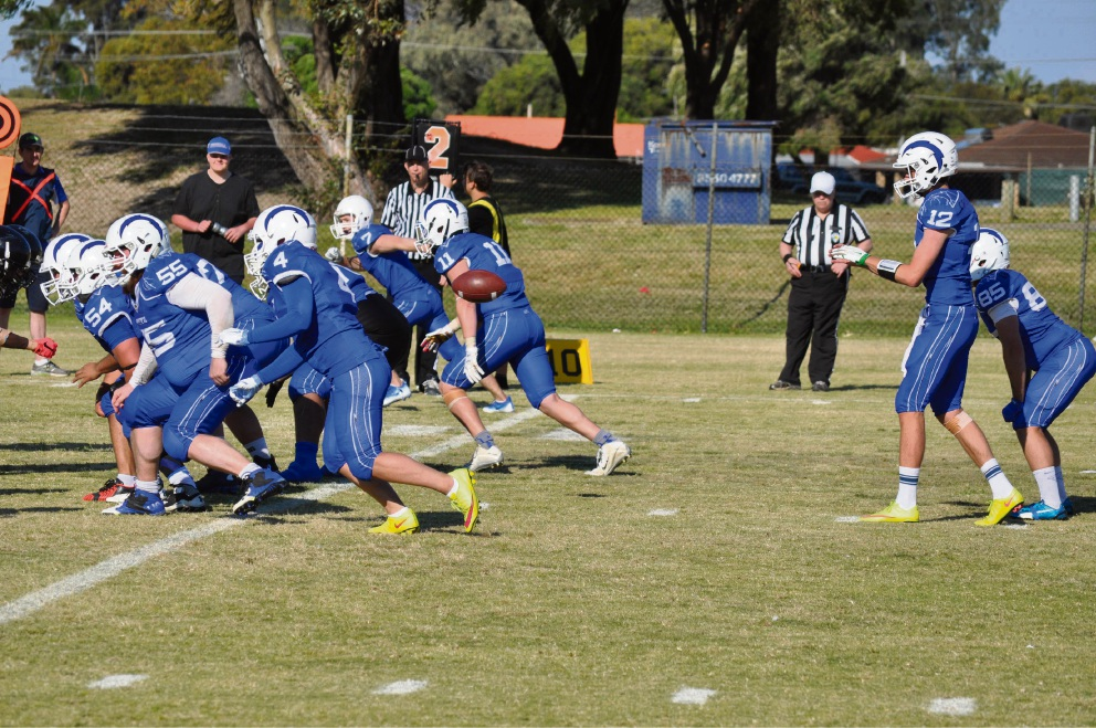 Perth Blitz held on for a tight win against the West Coast Wolverines.