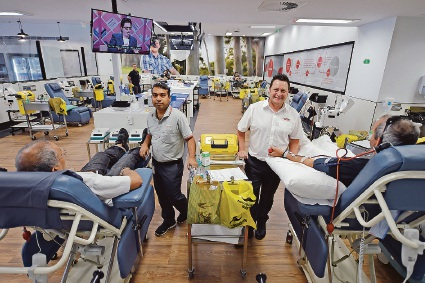 New blood donor centre to open in Cannington