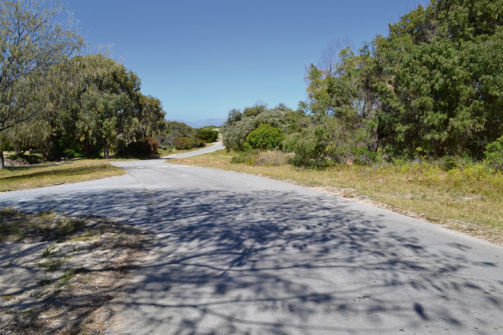The road through the former Club Capricorn resort has reopened.