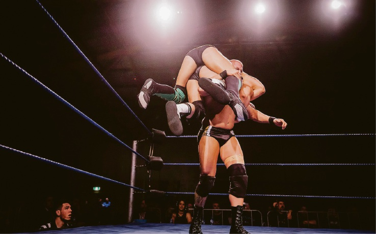 Gosnells wrestler in the spotlight for Explosive Pro Wrestling Ironman Match