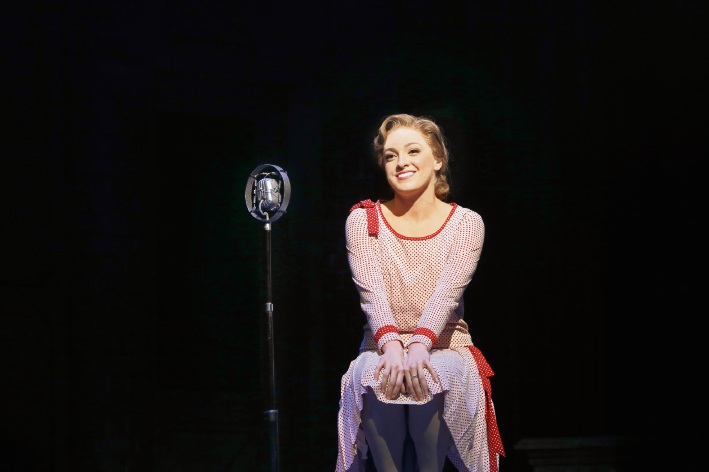 Gretel Scarlett as Kathy Selden.