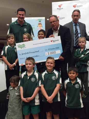 Growing Together Mandurah: win-win for local schools and shops