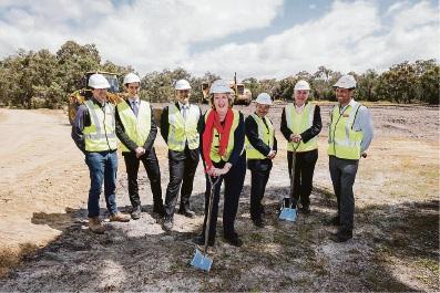 Work begins at Bushmead residential development in Hazelmere