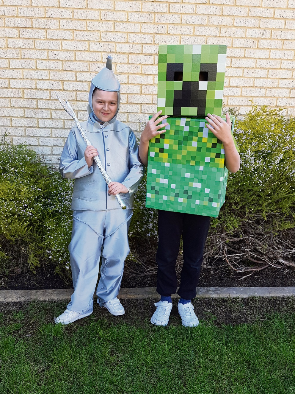St Andrew's Catholic Primary students get into character for Book Week
