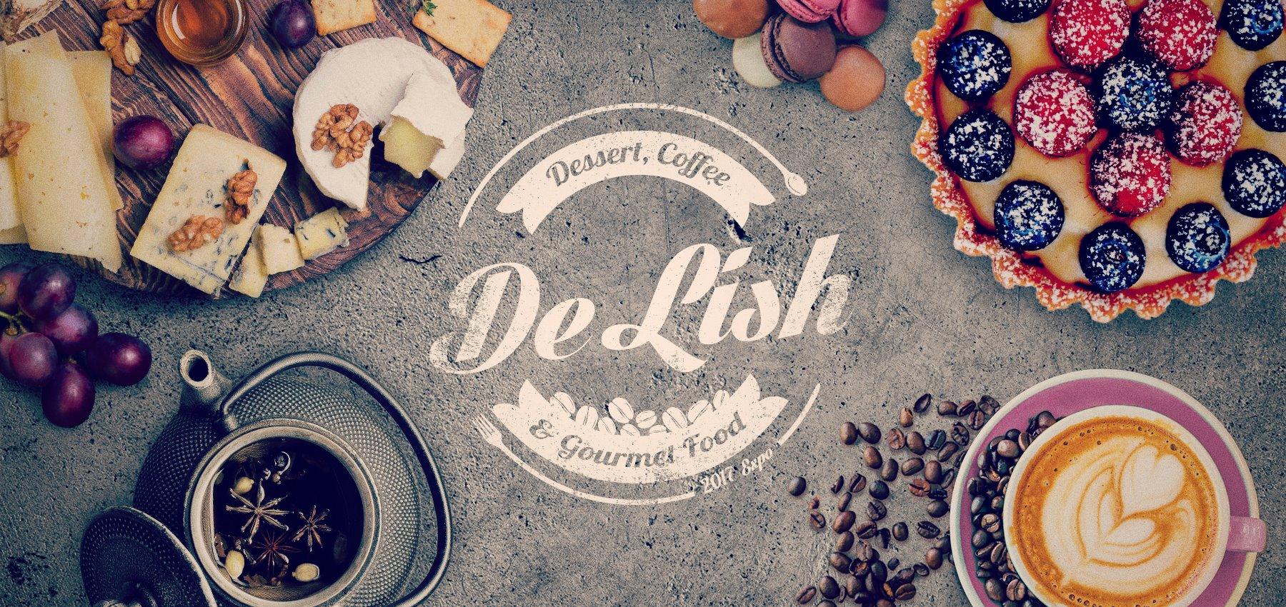 De Lish Dessert, Coffee and Gourmet Food Expo on this Sunday
