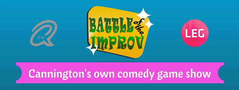 Improv comedy battle on this Saturday in Cannington