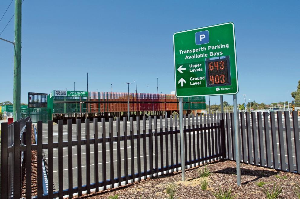 Edgewater station $29.5 million multi-storey carpark opens Sunday
