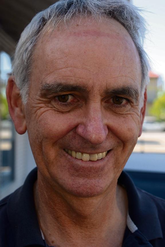 Paul Brunham.