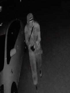 Rockingham: police seek help with Christmas Day burglary