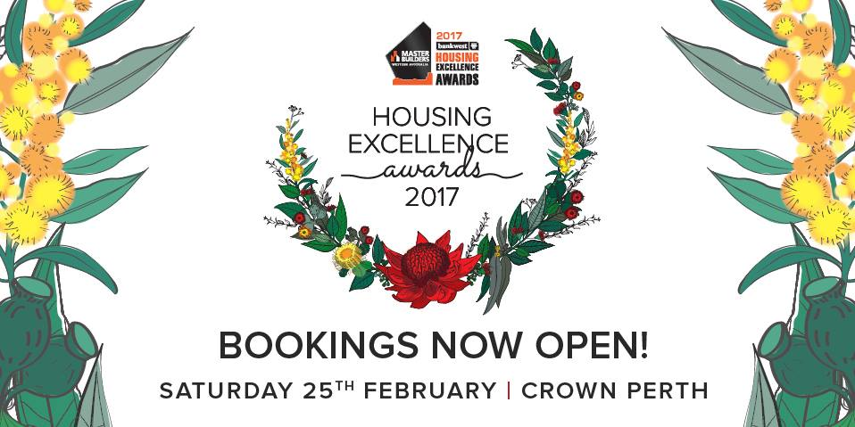 Master Builders-Bankwest Housing Excellence Awards