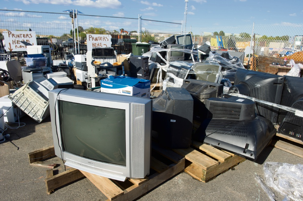 Drop off electronics and cardboard for recycling in Wanneroo next month