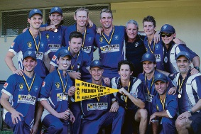 Fremantle claimed the T20 grand final over Gosnells after chasing down 170 with one ball to spare.