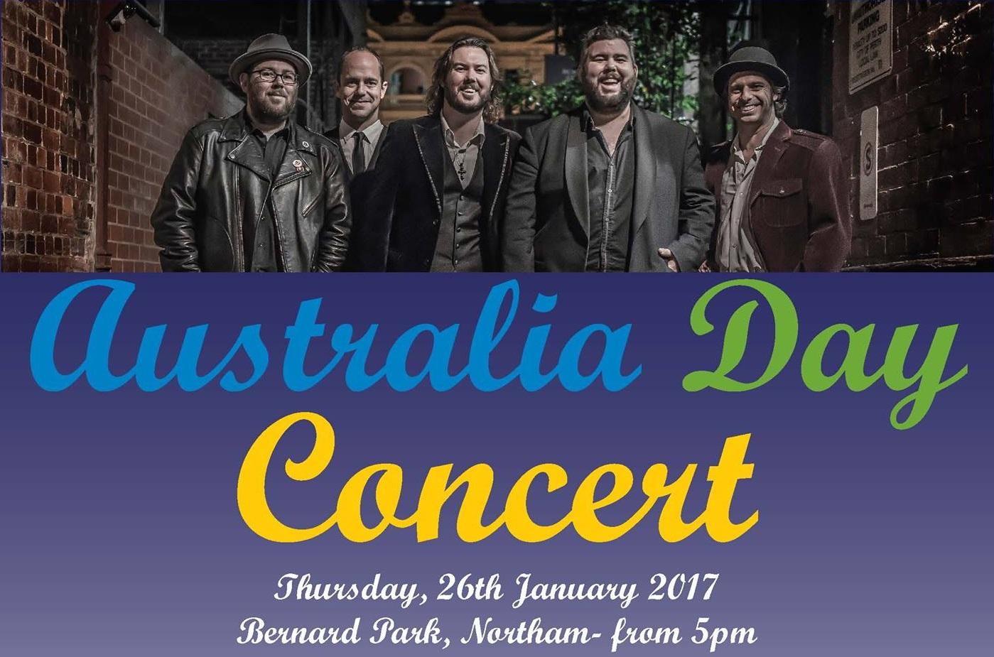 Australia Day Celebration in Northam