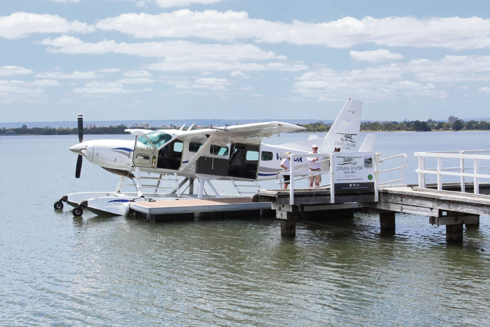 Swan River Seaplanes to offer daytrips to Margaret River