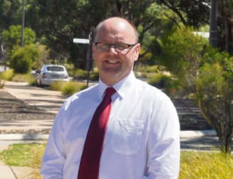 Labor candidate Barry Urban