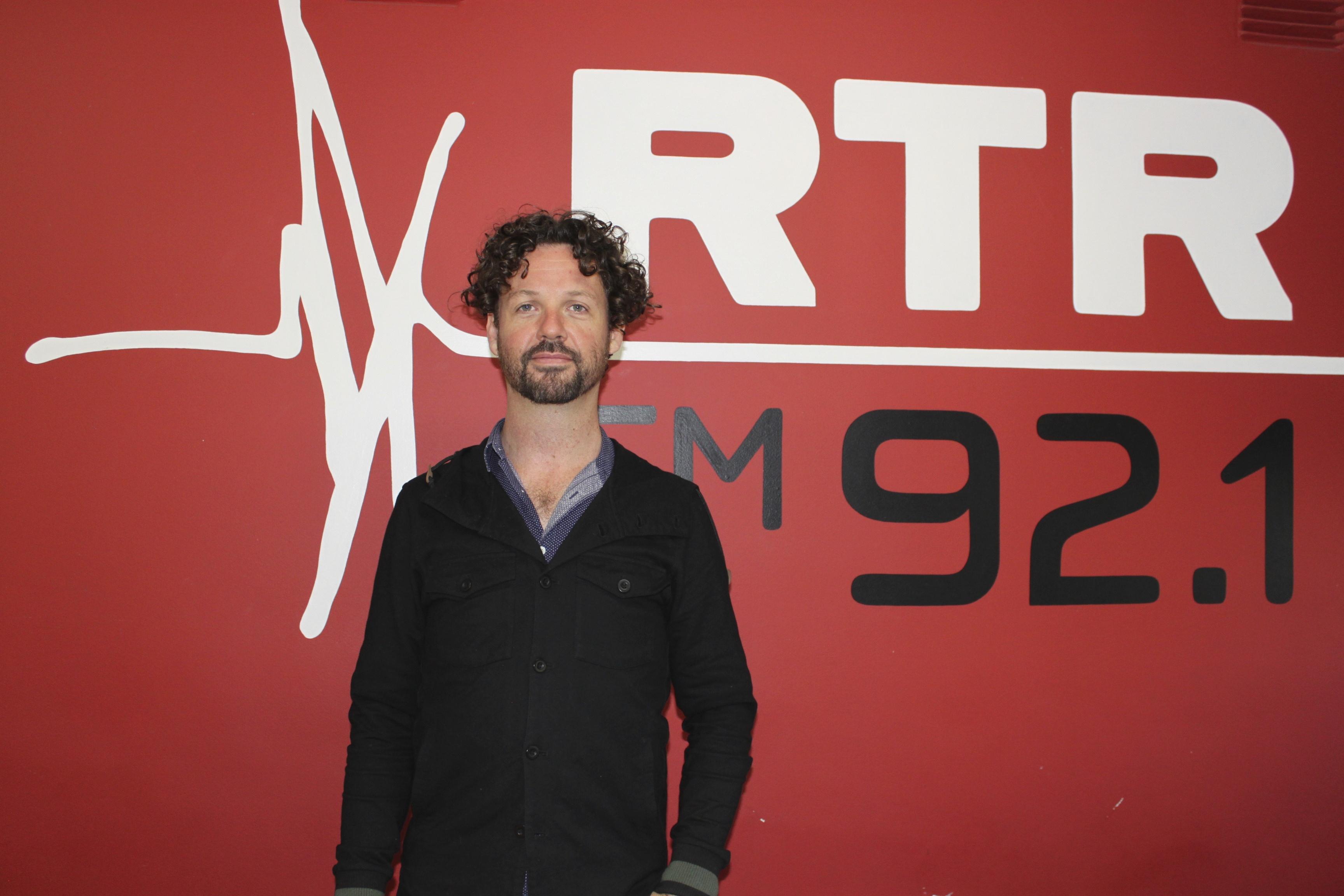 RTR General Manager Stu MacLeod.