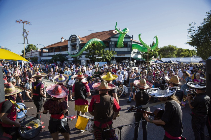 Vic Park Summer Street Party: plenty of fun in store on Sunday